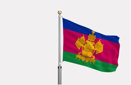 Печать флагов в Сочи. Флаги с печатью в Сочи.
