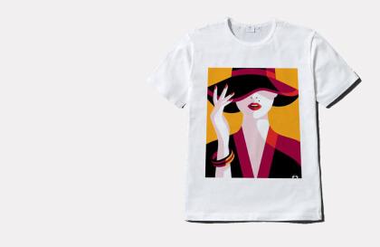 Печать на футболках в Сочи. Футболки с фотопечатью в Сочи.